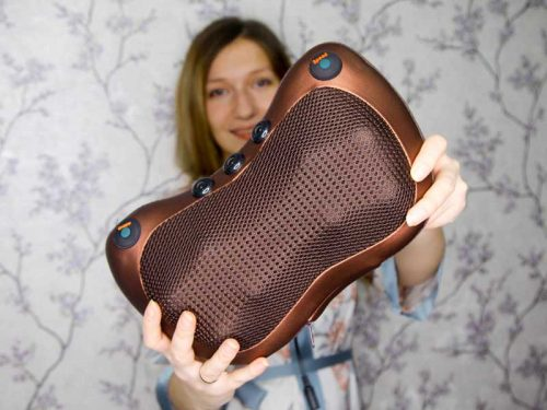 Body massage pillow photo review